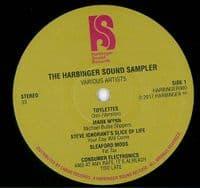The Harbinger Sound Sampler Vinyl Record LP Harbinger Sound 2017